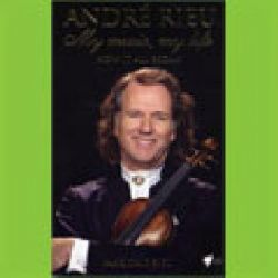 Andre Rieu, My Music, My Life Audio Book (Audio CD) by Marjorie Rieu, 9781742335407. Buy the audio book online.