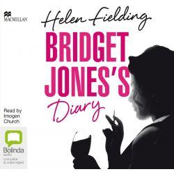 Bridget Jones' Diary, Bridget Jones #1 Audio Book (Audio CD) by Helen Fielding, 9781509803903. Buy the audio book online.