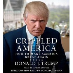 Crippled America, How to Make America Great Again Audio Book (Audio CD) by To Be Confirmed, 9781508212980. Buy the audio book online.