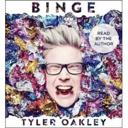 Binge Audio Book (Audio CD) by Tyler Oakley, 9781442393554. Buy the audio book online.