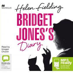 Bridget Jones' Diary (MP3), Bridget Jones #1 Audio Book (MP3 CD) by Helen Fielding, 9781509803910. Buy the audio book online.