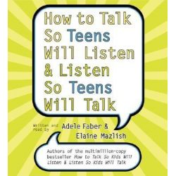 How to Talk So Teens Will Listen and Listen So Teens Will CD Audio Book (Audio CD) by Adele Faber, 9780060823405. Buy the audio book online.