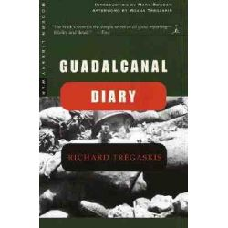 Guadalcanal Diary, Modern Library by Richard Tregaskis, 9780679640233.