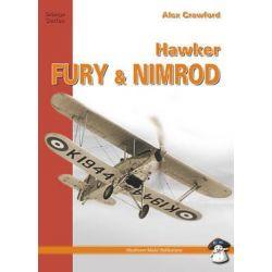 Hawker Fury and Nimrod, 000398836 by Alex Crawford, 9788389450418.