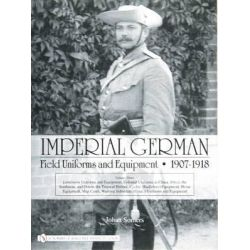 Imperial German Field Uniforms and Equipment 1907-1918, Landsturm Uniforms and Equipment; Cyclist (Radfahrer) Equipment;