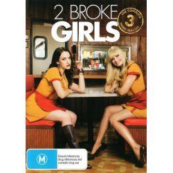 2 Broke Girls on DVD.