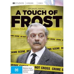 A Touch of Frost on DVD.