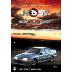 A History of Early HSV on DVD.