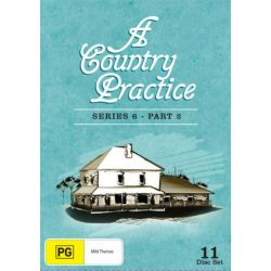 A Country Practice on DVD.
