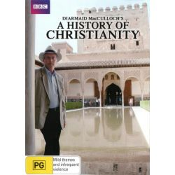 A History of Christianity (Diarmaid MacCulloch) on DVD.