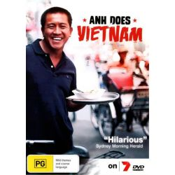 Anh Does Vietnam on DVD.