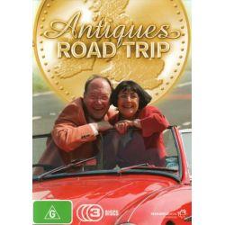 Antiques Roadtrip on DVD.