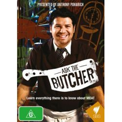Ask the Butcher on DVD.