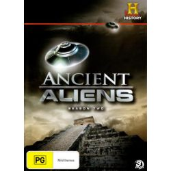 Ancient Aliens on DVD.