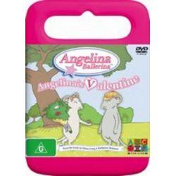 Angelina Ballerina on DVD.