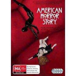 American Horror Story on DVD.