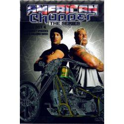 American Chopper on DVD.