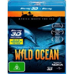 Africa Meets The Sea : Wild Ocean on DVD.