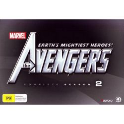 Avengers Earth's Mightiest Heroes on DVD.