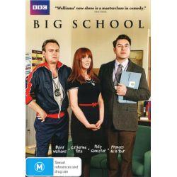 Big School on DVD.