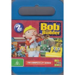 Bob the Builder on DVD.