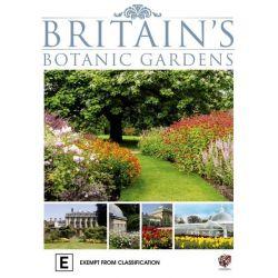 Britains Botanic Gardens on DVD.