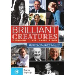Brilliant Creatures on DVD.