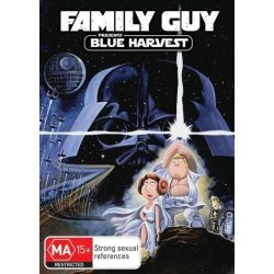 Blue Harvest on DVD.