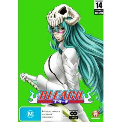 Bleach on DVD.