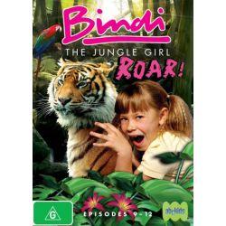 Bindi The Jungle Girl on DVD.