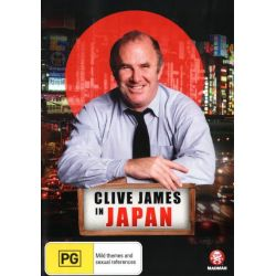 Clive James in Japan on DVD.