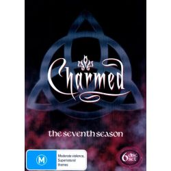 Charmed on DVD.