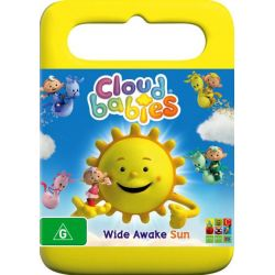 Cloudbabies on DVD.