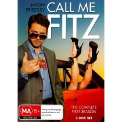 Call Me Fitz on DVD.