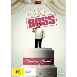 Cake Boss on DVD.