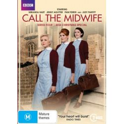 Call the Midwife on DVD.
