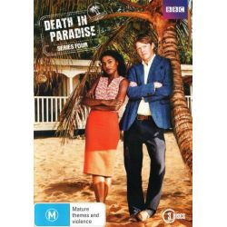 Death In Paradise on DVD.