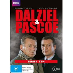 Dalziel and Pascoe on DVD.