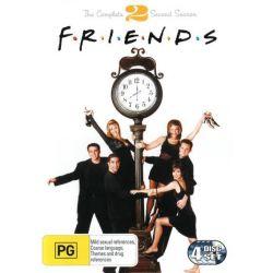 Friends on DVD.