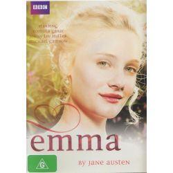 Emma (2009) on DVD.