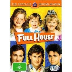 Full House on DVD.