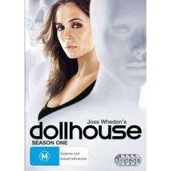Dollhouse on DVD.