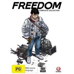 Freedom on DVD.