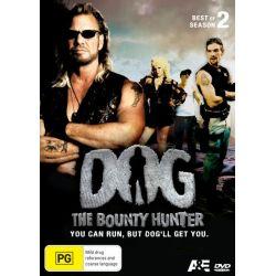 Dog the Bounty Hunter on DVD.
