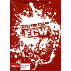 ECW : Extreme Rules on DVD.
