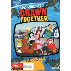 Drawn Together on DVD.