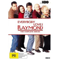 Everybody Loves Raymond on DVD.
