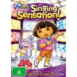 Dora the Explorer : Singing Sensation on DVD.