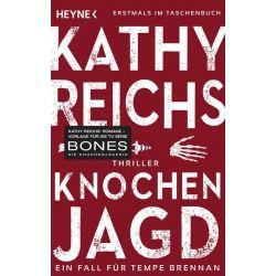 Bücher: Knochenjagd  von Kathy Reichs