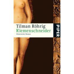 Bücher: Riemenschneider  von Tilman Röhrig